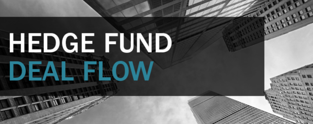 hedgefund dealflow