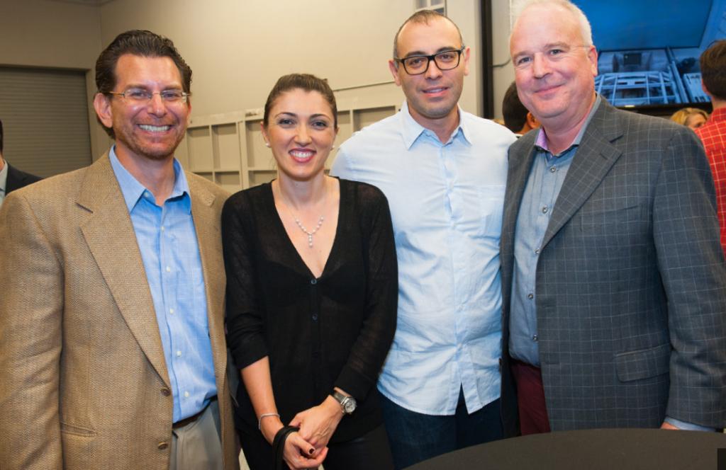 Palm Beach Hedge Fund Association, Dav e Goodboy, Anna Pomeranets, Robert Asaturyan, Doug DeRosa