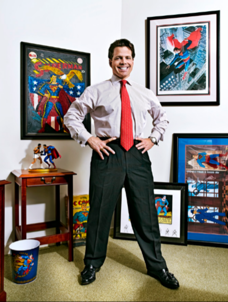 Scaramucci Looks To Sell SkyBridge