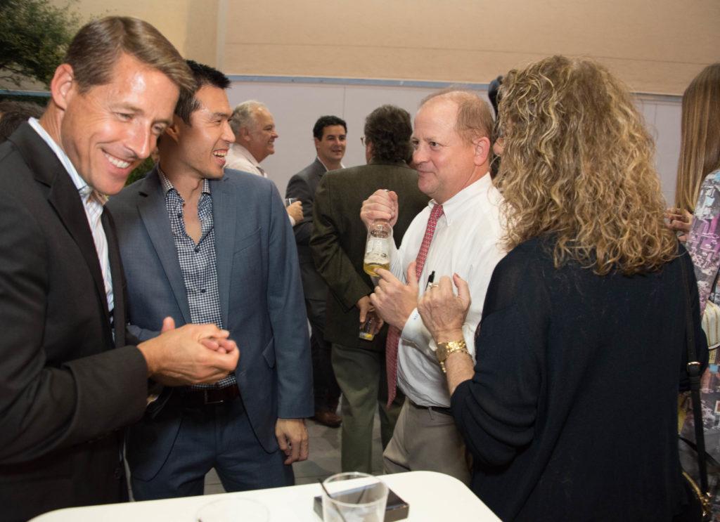 Palm Beach Hedge Fund Association at Boca Museum