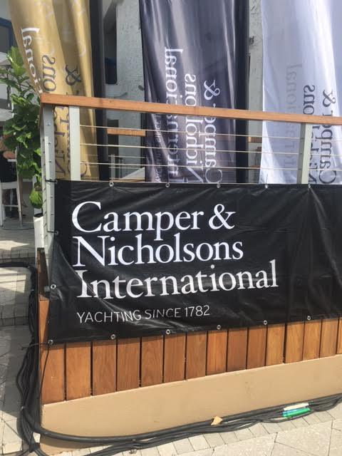 Camper & Nicholsons Lounge