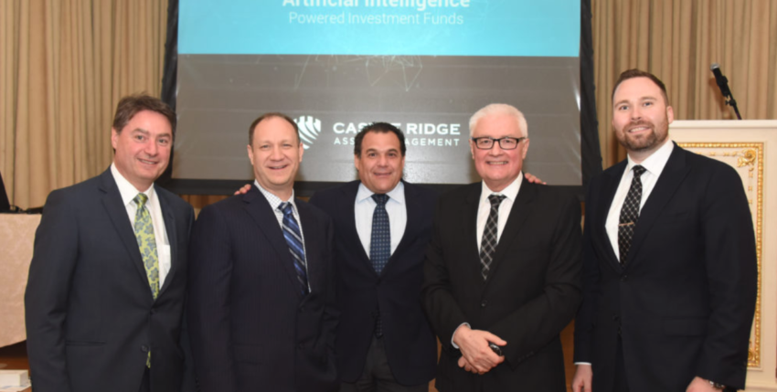 Castle Ridge Announces Strategic Investment From Canaccord Genuity