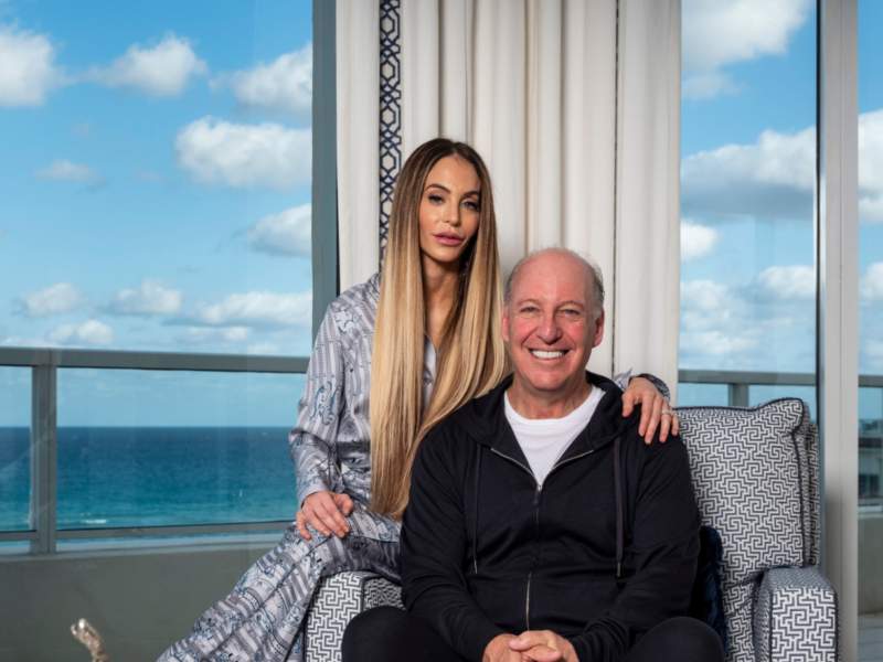 Palm Beach Hedge Funder Builds Quant Paradise