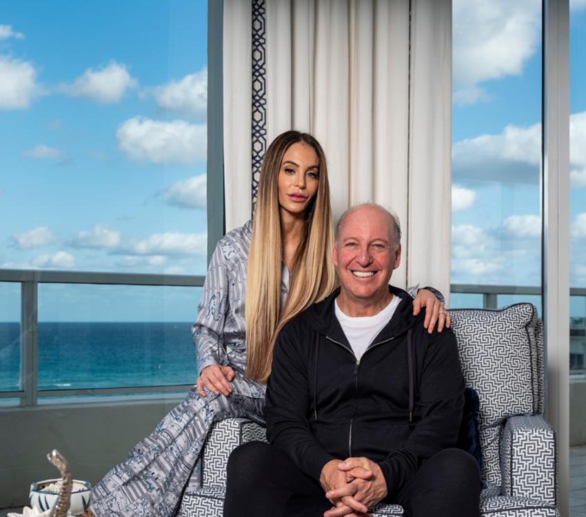 Palm Beach Hedge Funder Builds Quant Paradise